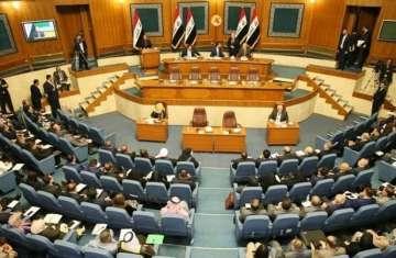 البرلمان والاحتجاجات في العراق