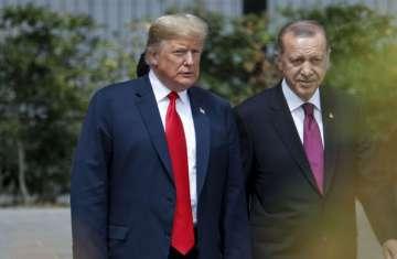 الرئيس التركي والرئيس الامريكي