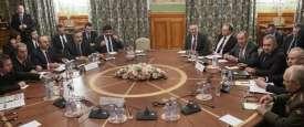 مباحثات الأطراف الليبية