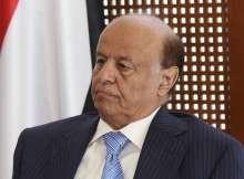 الرئيس عبد ربه منصور