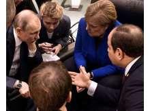 السيسي وقادة العالم
