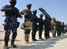 تمرين أمن الخليج