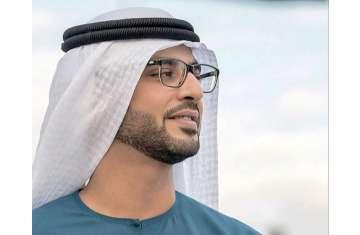 الشيخ سلطان بن حمدان بن زايد آل نهيان