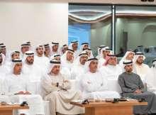 مجلس صاحب السمو الشيخ محمد بن زايد