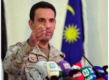 تركي المالكي- المتحدث الرسمي باسم قوات التحالف