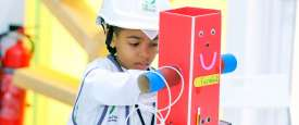 DEWA on its  8th Future Engineer Summer Camp online