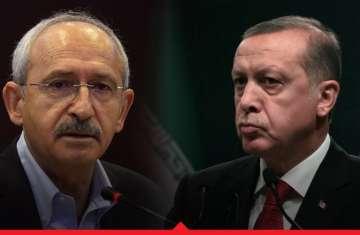 أردوغان وكمال أوغلو