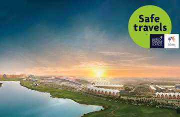 Yas Island has received the coveted WTTC safe travels brand