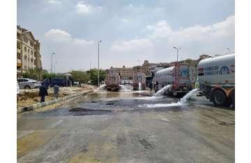 مواجهة السيول - مصر