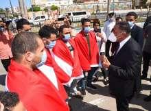 المصريون المختطفون