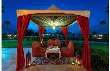 Amaseena Restaurant at The Ritz-Carlton, Dubai in JBR