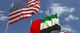 الإمارات وأمريكا