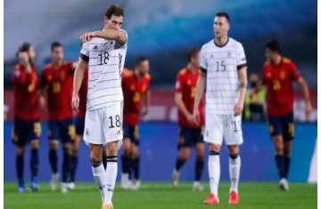 اسبانيا وألمانيا