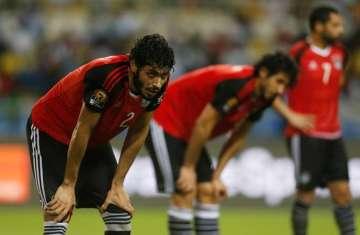 علي جبر - منتخب مصر