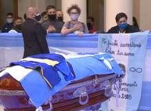 جثمان مارادونا