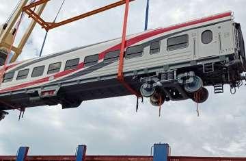 القطارات الروسية