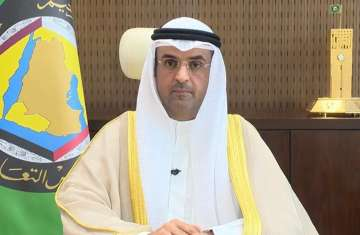 Secretary-General of the Gulf Cooperation Council, Dr. Nayef Al Hajraf