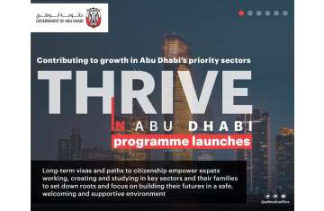 Thrive in Abu Dhabi