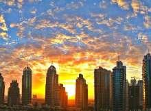 طقس الإمارات