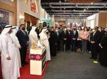 جناح الإمارات بمعرض تراثنا