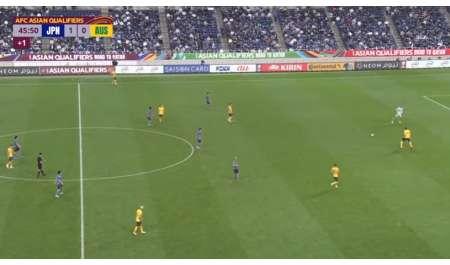 بث مباشر.. شاهد مباراة اليابان وأستراليا في تصفيات المونديال (2-1)