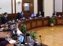 اجتماع اللجنة العليا