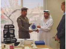 زيارة محمد العلي للأكاديمية