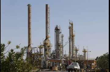 ميناء البريقة لتصدير النفط في ليبيت