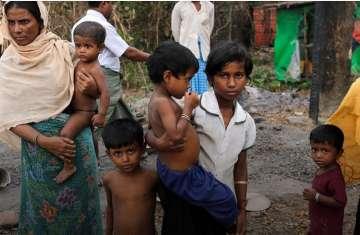 الروهينجا في ميانمار