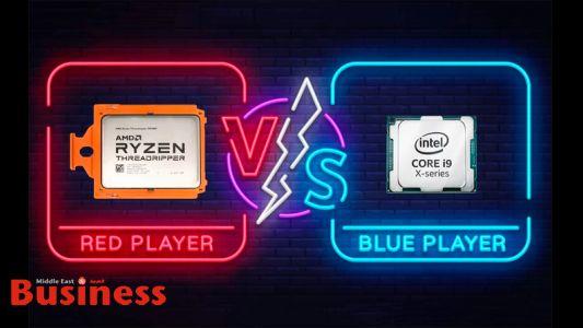 AMD تكتسح سوقالمعالجات المركزية بنسبة 79% وتتفوق علىIntel